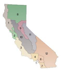 Complete California State Parks by Region
